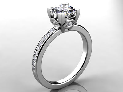 Christopher Michael Collection Engagement Ring