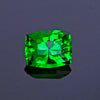Tsavorite Garnet Antique Cushion 1.13 Carats