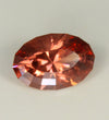 Imperial Zircon Oval 2.54 Carats