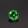 Green Round Brilliant Cut Chrome Tourmaline Gemstone 1.42 Carats