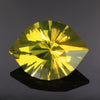 32.94ct Eye of the Sun Cut Citrine
