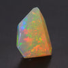 16ct Faceted Welo Opal Rainbow Color