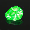 Green Pear Shaped Daylight Flourescent Hyalite Opal 1.80 Carats