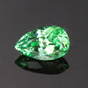 Mint Green Pear Shape Melelani Mint Garnet Gemstone 1.66 Carats (Tucson 2020 Sale)(on hold for T))
