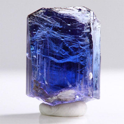 43.29CT GEMMY NATURAL TANZANITE CRYSTAL