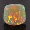 Rainbow Color Honey Comb Pattern Freeform Welo Opal Gemstone 48.0 Carats