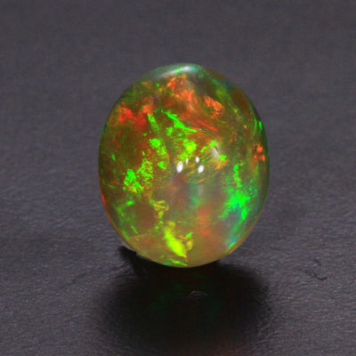 5.33ct Oval Cabachon Cut Opal