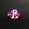Pink Oval Sapphire Gemstone 1.12 Carats