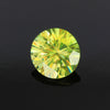 2.45ct Round Brilliant Cut Sphene from Zimbabwe