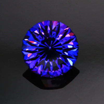 8.27ct Mixed Round Cut Tanzanite Gemstone