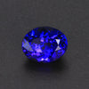 Violet Blue Oval Tanzanite Gemstone 2.08 Carats