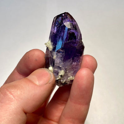 Rough Raw Natural Color Tanzanite Crystal Specimen