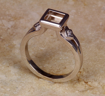 Ladies' Diamond Ring Designed by Christopher Michael