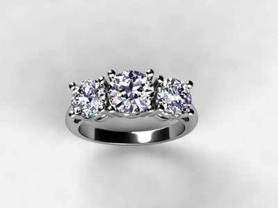 Anniversary Ring by Christopher Michael