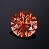 Imperial Zircon 3.00 Carat Round Brillant Cut