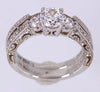 Ladies' Diamond Ring .75 Carat