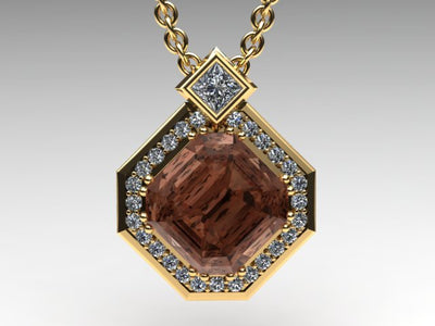 Pendant Designed By Christopher Michael