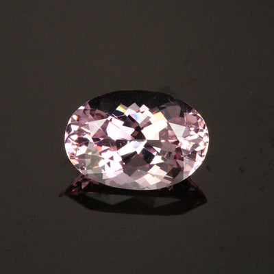 Pink Oval Morganite Gemstone 2.43 Carats