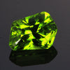 Green Freeform Peridot Gemstone from Pakistan 10.44 Carats
