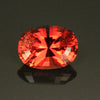 Orange Oval Oregon Sunstone Gemstone 7.85 Carats