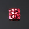 Sale Pink Barion Style Emerald Cut Tourmaline Gemstone 3.75 Carats