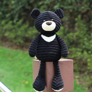 "Corduroy plush moon bear (14"")"