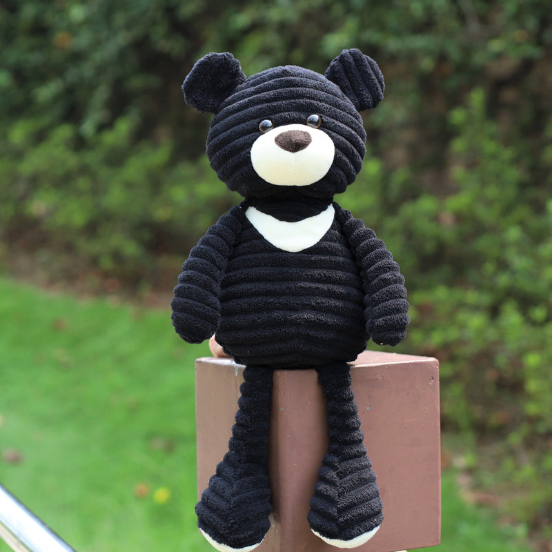 Corduroy plush moon bear (14