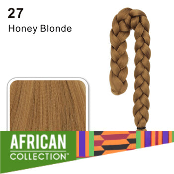 Wholesale Xpressions Braiding Hair - African Collection - Color 27 - Honey Blonde