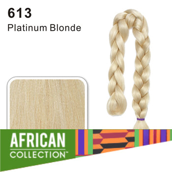 Wholesale Xpressions Braiding Hair - African Collection - Color 613 - Platinum Blonde