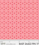 Basically Hugs Flannel Hexies - Pink
