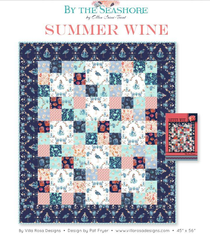 By The Seashore Summer Wine Kit