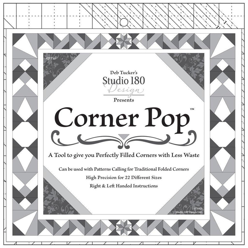 Corner Pop - Deb Tucker
