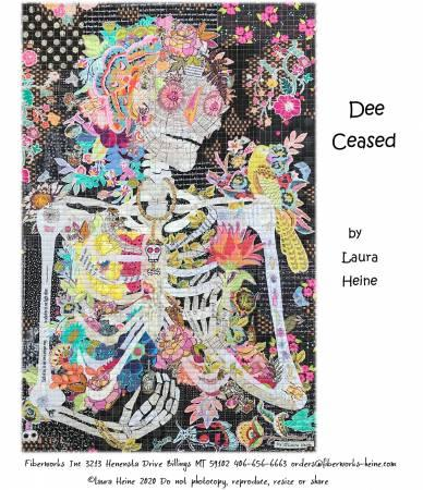 Dee Ceased Collage Pattern
