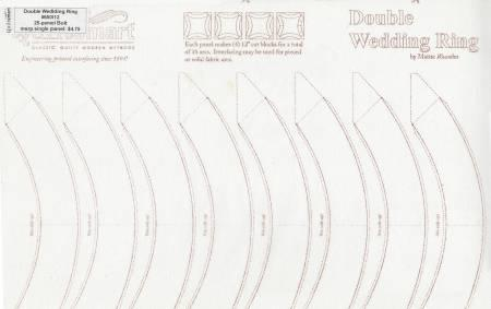 Double Wedding Ring Interfacing