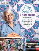Easy Does It 3 - Yard Quilt Book