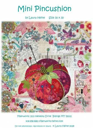 Mini Pincushion Collage Pttrn