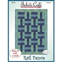 Fabric Cafe - Rail Fence