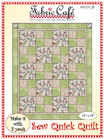 Fabric Cafe - Sew Quick Pattern