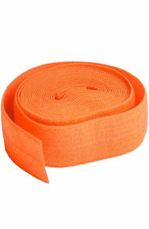 Fold-Over Elastic - Pumpkin