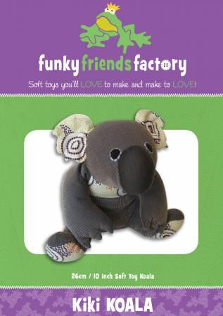 Funky Friend Factory - Kiki Koala