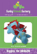 Funky Friends Factory - Diggles the Dragon