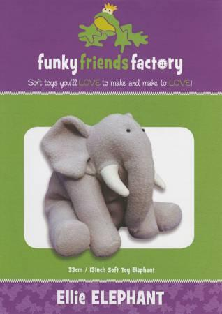 Funky Friends Factory - Ellie Elephant
