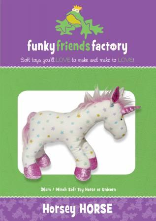 Funky Friends Factory - Horsey Horse