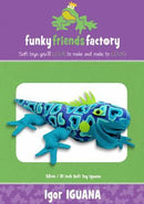 Funky Friends Factory - Igor Iguana