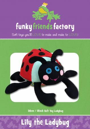 Funky Friends Factory - Lily The Ladybug
