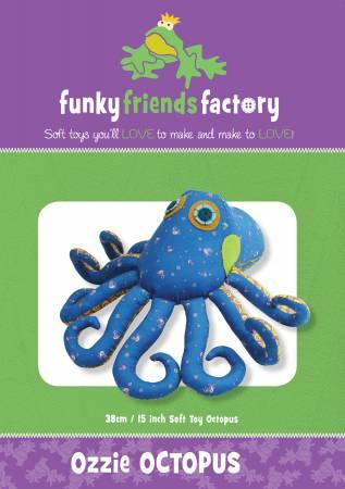 Funky Friends Factory - Ozzie Octopus