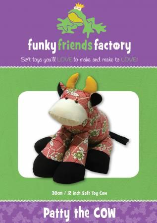 Funky Friends Factory - Patty the Cow