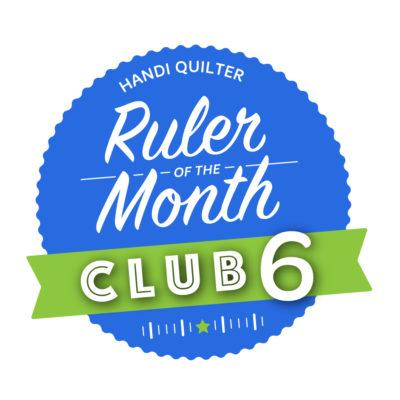 Handi Quilter Ruler of the Month - April 2020