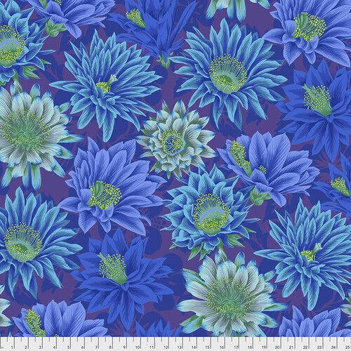 Kate Fassett Cactus Flower Blue
