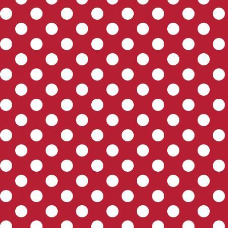 Kimberbell Basics - Red Dots